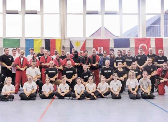 AUMA Alliance - University of Martial Arts, Filipino Martial Arts, Wolfsburg 2019