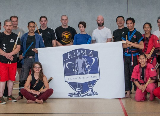 AUMA - Alliance Filipino Martial Arts 2019 Ottersberg