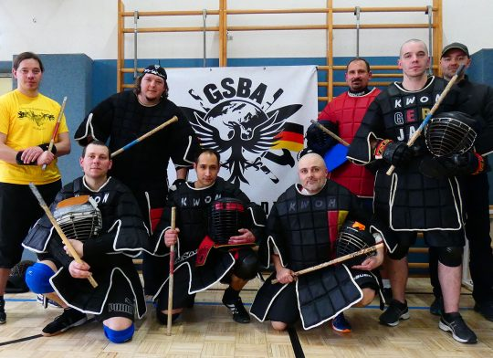 GSBA Schiedsrichter Lehrgang, Blankenburg 2020